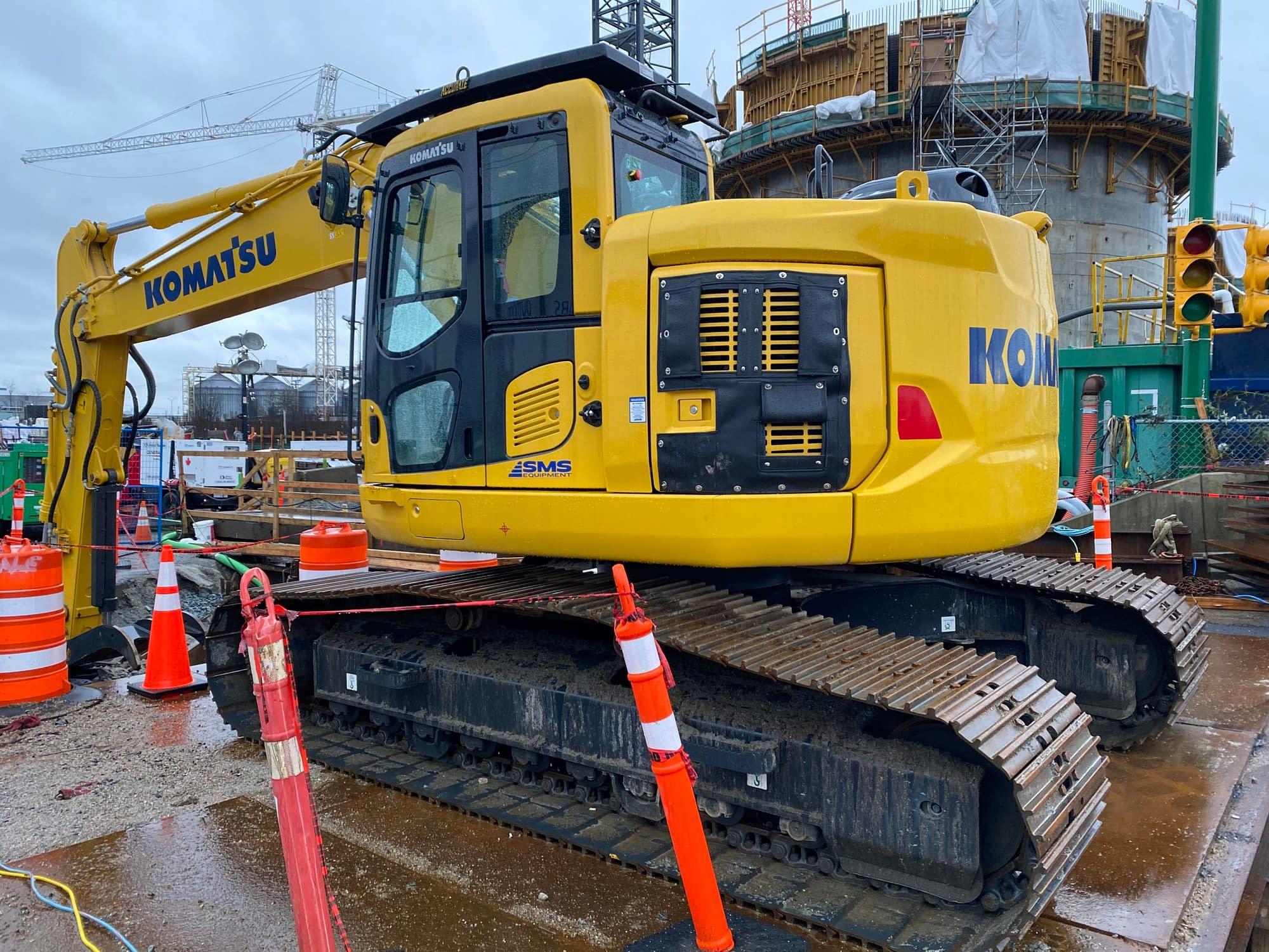2020 Komatsu PC238USLC-11 Excavator