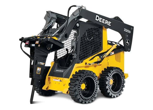 John Deere HH40 Hydraulic Hammer Breaker